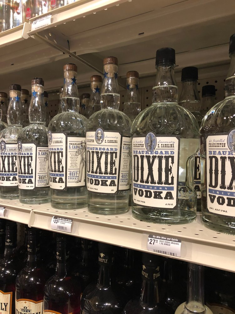 Six Mile Wine and Spirits: 1160 Basketweave Dr, Mount Pleasant, SC