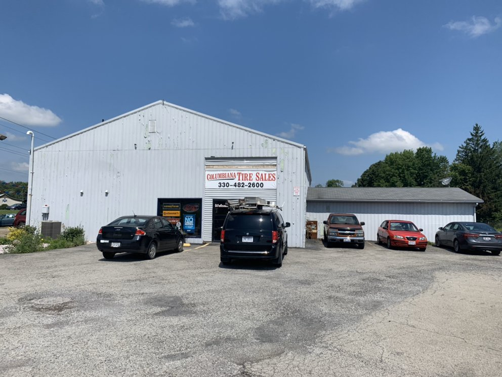 Columbiana Tire Sales and Service