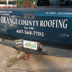 Photo Of Orange County Roofing   Orlando, FL, United States. Family Owned  Since