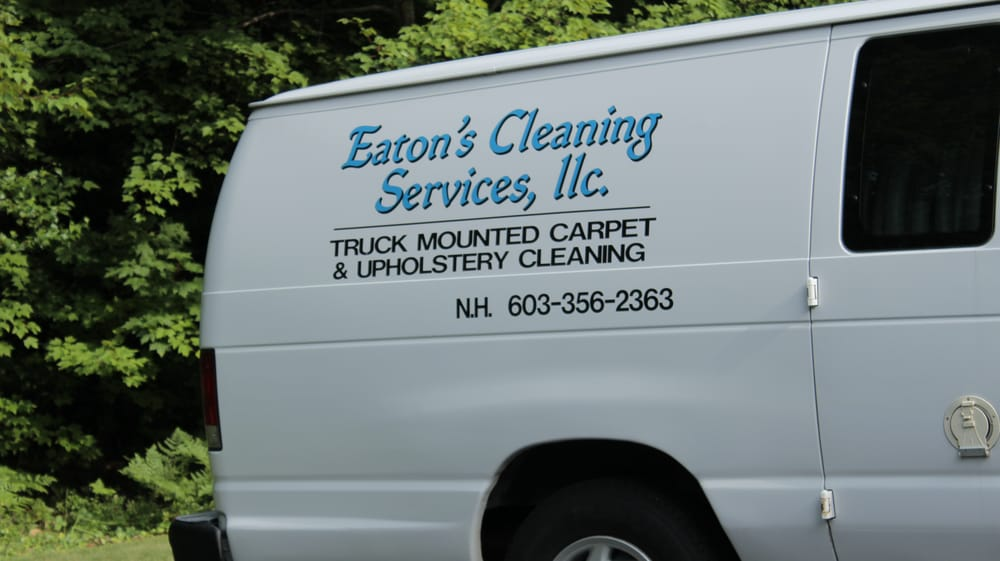 Eaton's Cleaning Services: Conway, NH