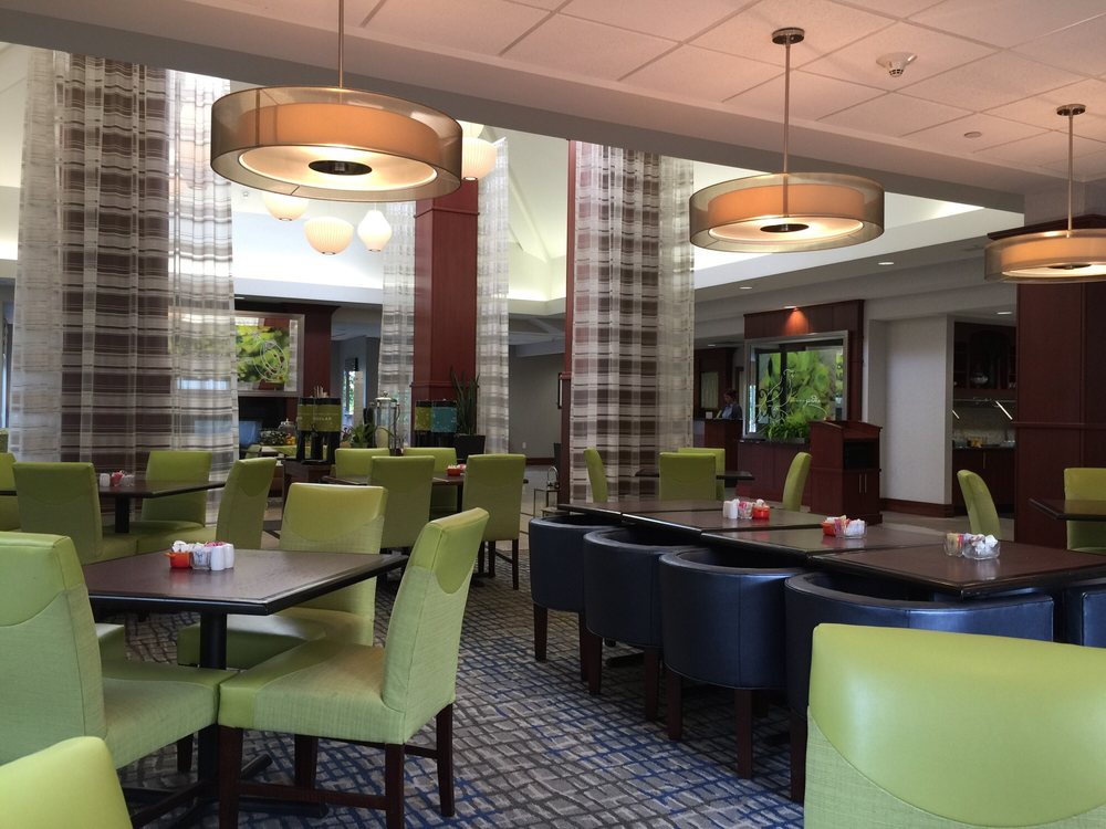 Photo Of Hilton Garden Inn Louisville Northeast   Louisville, KY, United  States. Dining
