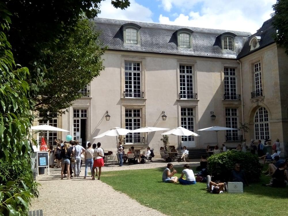 Institut su dois 22 photos 26 reviews cultural for Jardin lazare rachline rue payenne paris 3eme