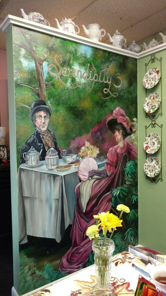 Serendipity Tea Room: 127 Speer St, Belle Vernon, PA
