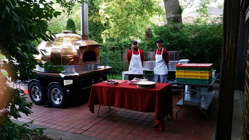 Copper Oven Pizza: Lombard, IL