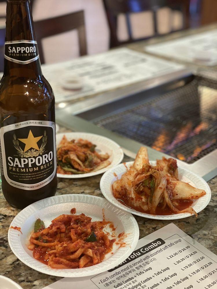 DPoong Korean BBQ: 41269 Margarita Rd, Temecula, CA