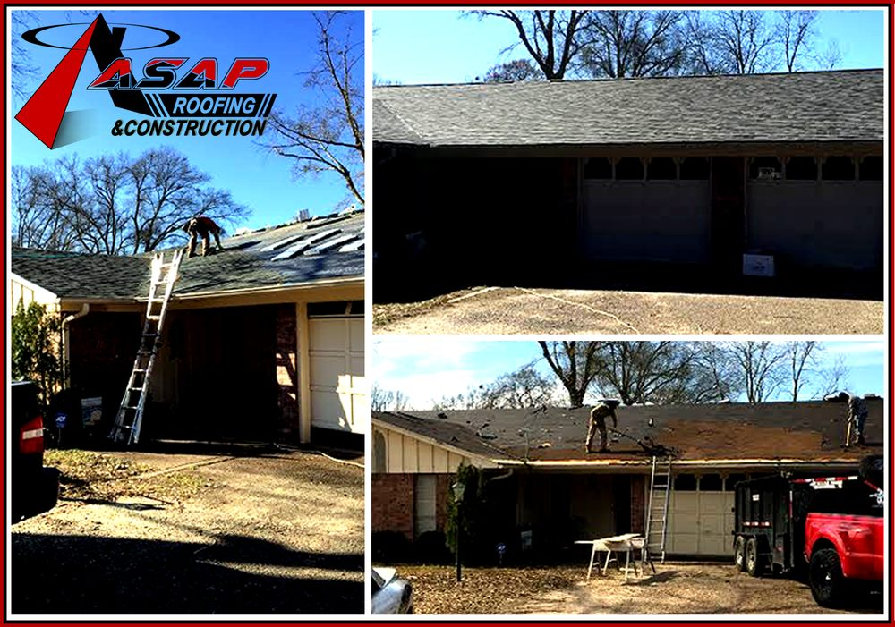 ASAP Roofing: 2947 Specialty Dr, Tyler, TX