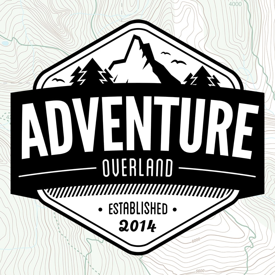 logo design adventure overland yelp
