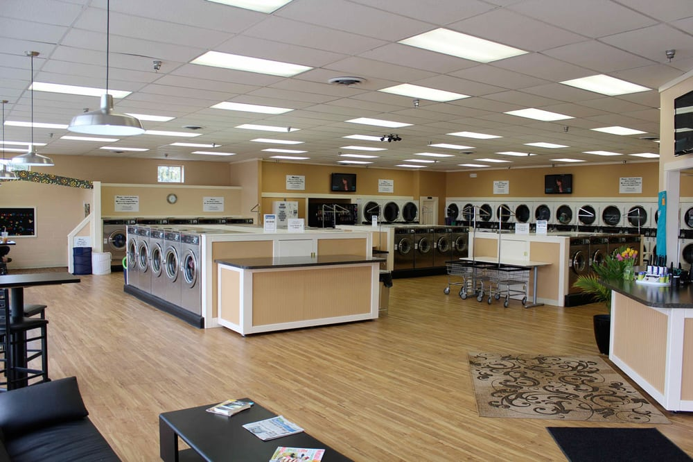 Portsmouth Laundry & Dry Cleaning: 880 Islington St, Portsmouth, NH