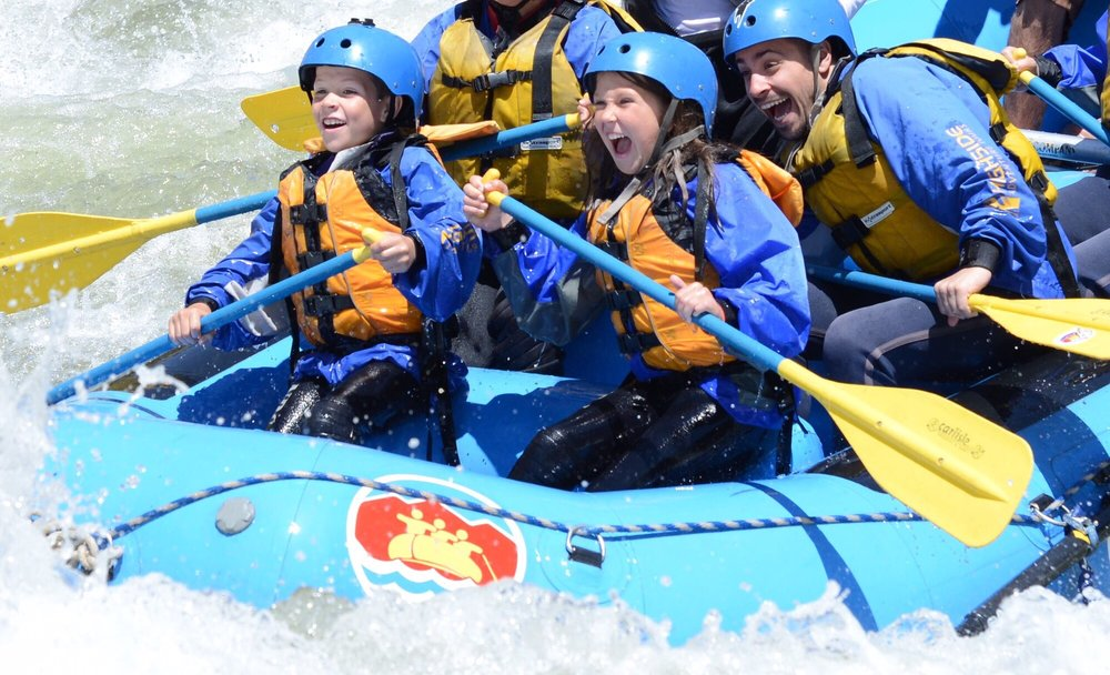 Good Times Rafting: 22565 US Hwy 285, Buena Vista, CO
