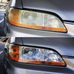 Affordable headlight restoration 36 photos 41 reviews auto photo of affordable headlight restoration thousand oaks ca united states solutioingenieria Images