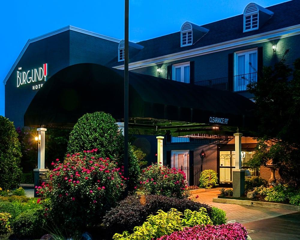 Hotel Near The Burgundy In Little Rock Ar
