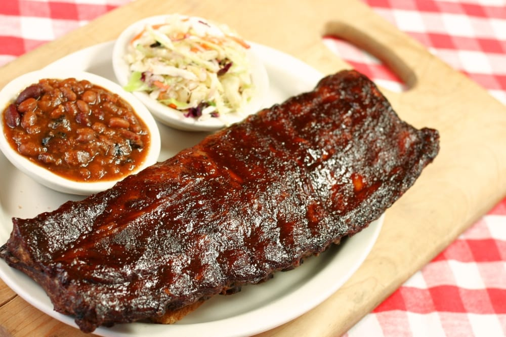 HalfSauced Barbeque: 4185 Osage Beach Pkwy, Osage Beach, MO