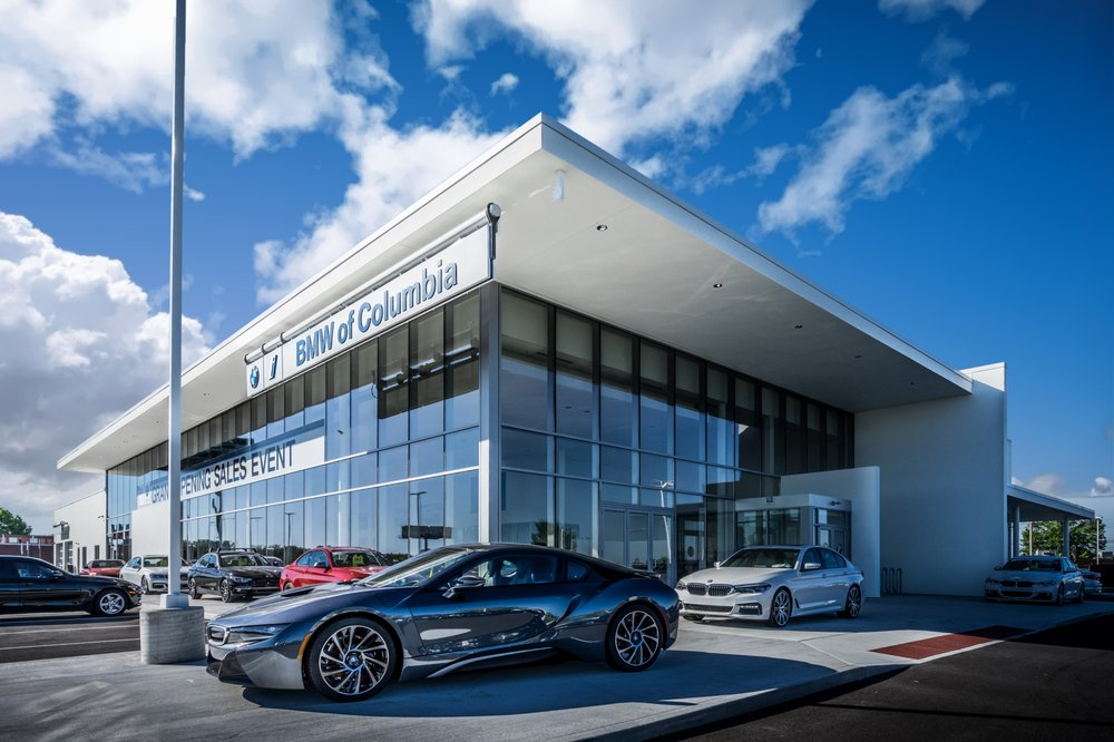 BMW of Columbia: 1900 I-70 Dr SW, Columbia, MO