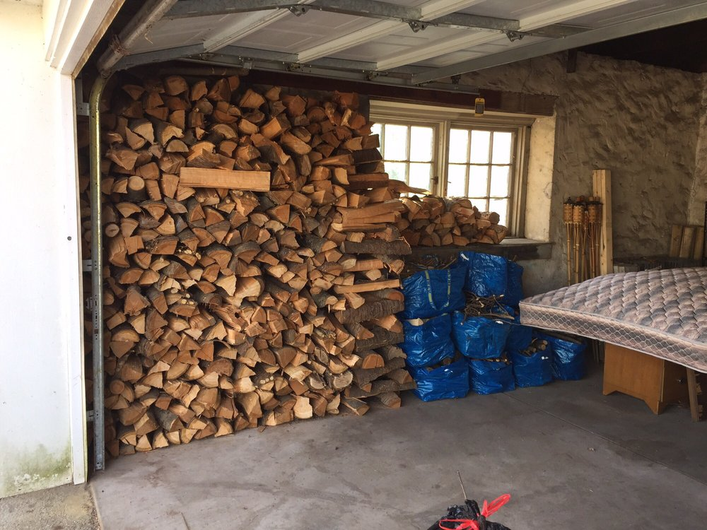 Lucky Strike Log Splitting: Lindenwold, NJ