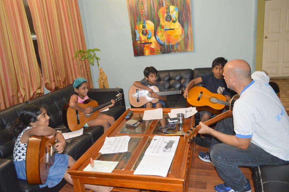 Lombardi Guitar: 1139 W Duarte Rd, Arcadia, CA