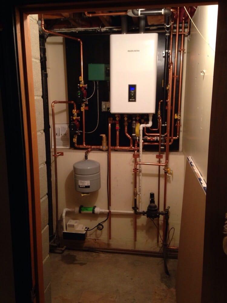 Navien NCB-210 Combi Boiler Installation November 2014 - Yelp
