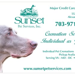 Sunset pet services 42 reviews pet services 5521 vine st photo of sunset pet services alexandria va united states solutioingenieria Image collections