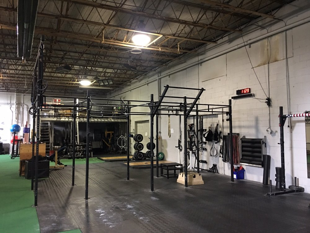 Rx Strength Training: 50 Tufts St, Somerville, MA
