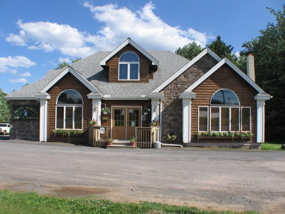 Pocono lake office of liberty homes custom builders yelp for Pocono home builders