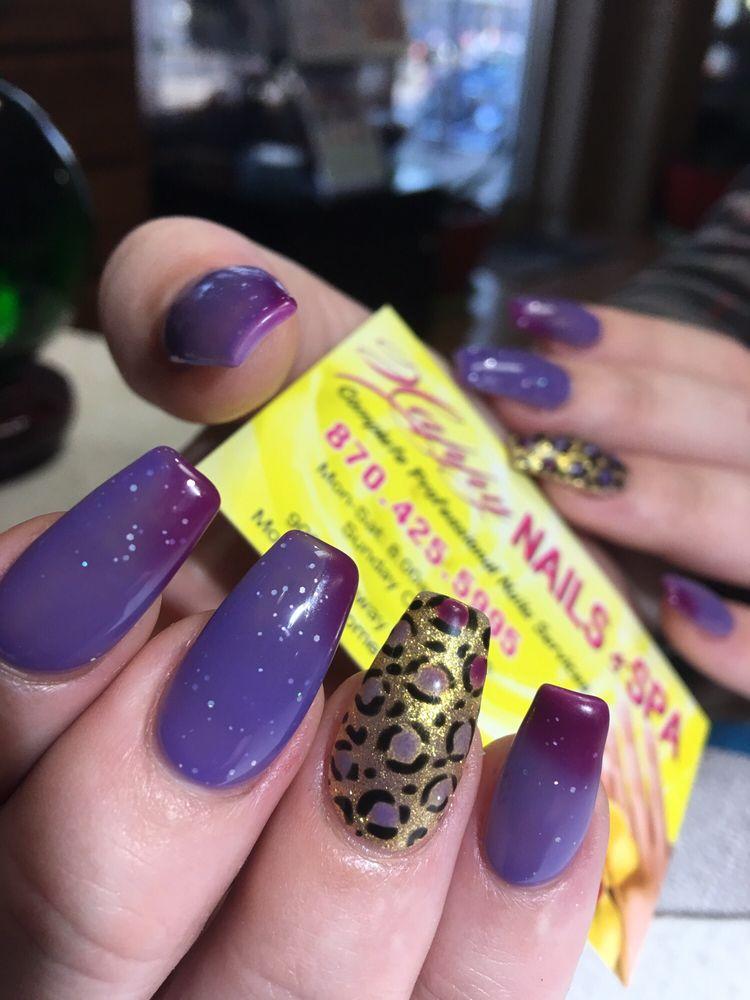 Happy Nails & Spa: 908 Hwy 62 E, Mountain Home, AR
