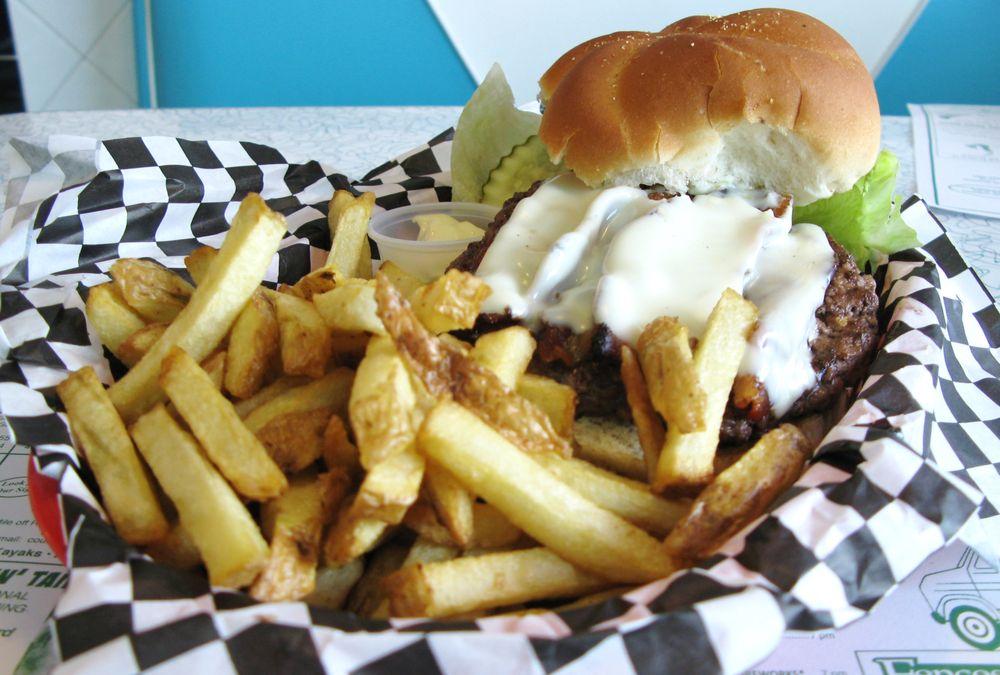 Bing's Diner: 101 S Walnut St, Burnham, PA