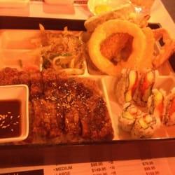 Photo Of Wasabi Seafood Restaurant Centreville Va United States Donkatsu Sushi Tempura