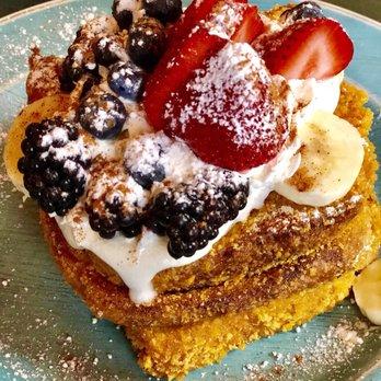 Blue Moon Cafe Brunch Menu