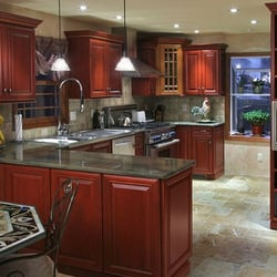 Photo Of Kitchen Magic   Nazareth, PA, United States. Cherry Cabinets. Duo Home Design Ideas