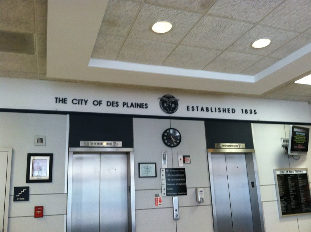 Civic Center of Des Plaines