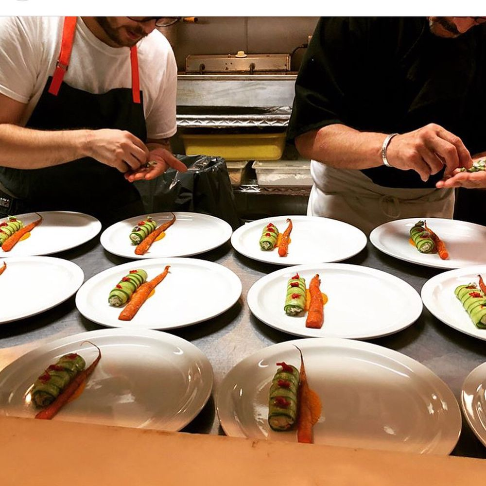 Chef Eliot Ramirez: New York, NY