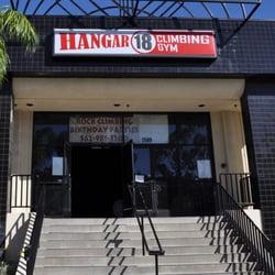 Hangar  Long Beach Review