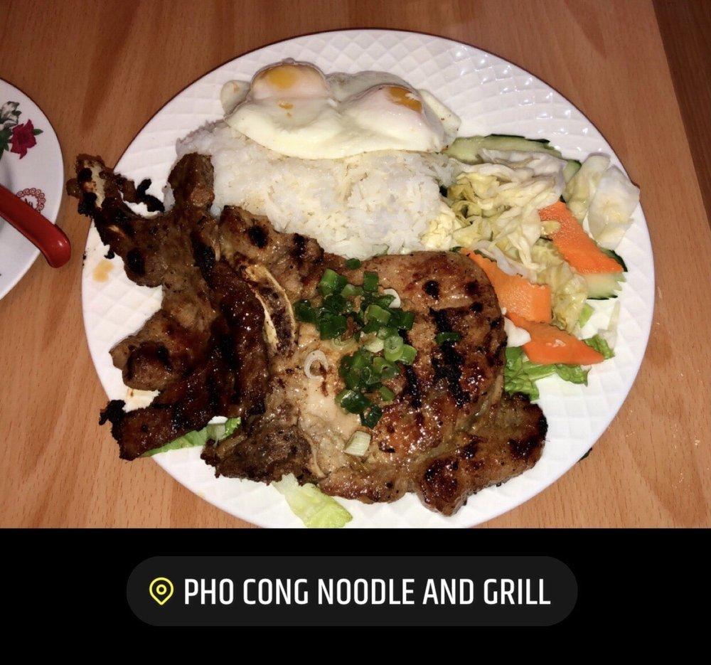 Pho Cong Noodles & Grill: 1200 US-190 Bus, Covington, LA