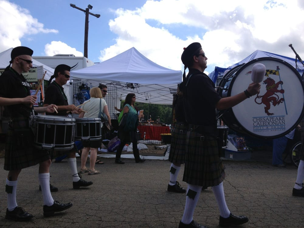 Yelp Booth: Annapolis Irish Festival: 1450 Generals Hwy, Crownsville, MD