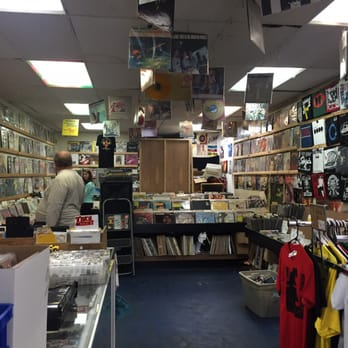 Vinyl Record Stores Huntington Beach