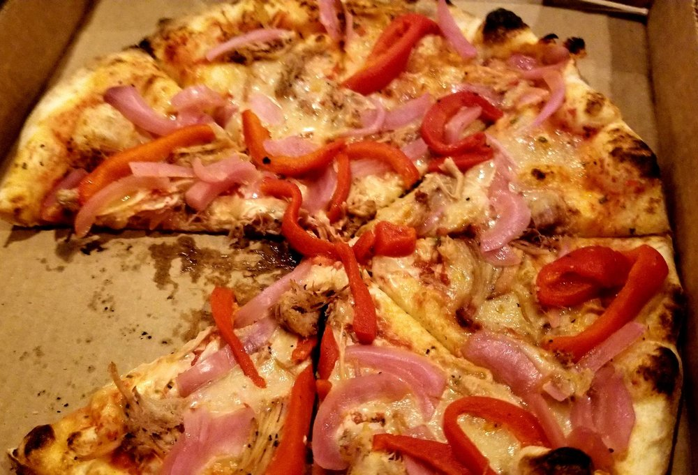 Peel Handcrafted Pizza: 206 Fifth St, Frederick, CO