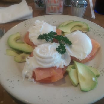 Photo Of Country Kitchen Brewster Ny United States Poached Eggs Over Sliced