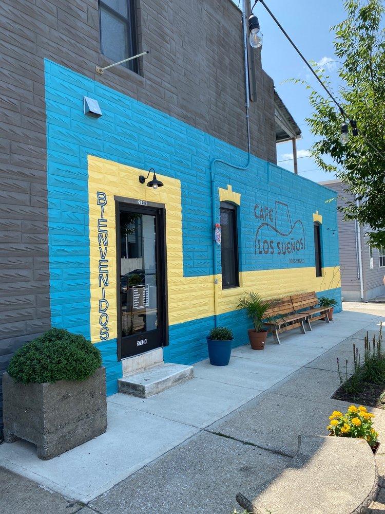 Cafe Los Suenos: 2740 Huntingdon Ave, Baltimore, MD