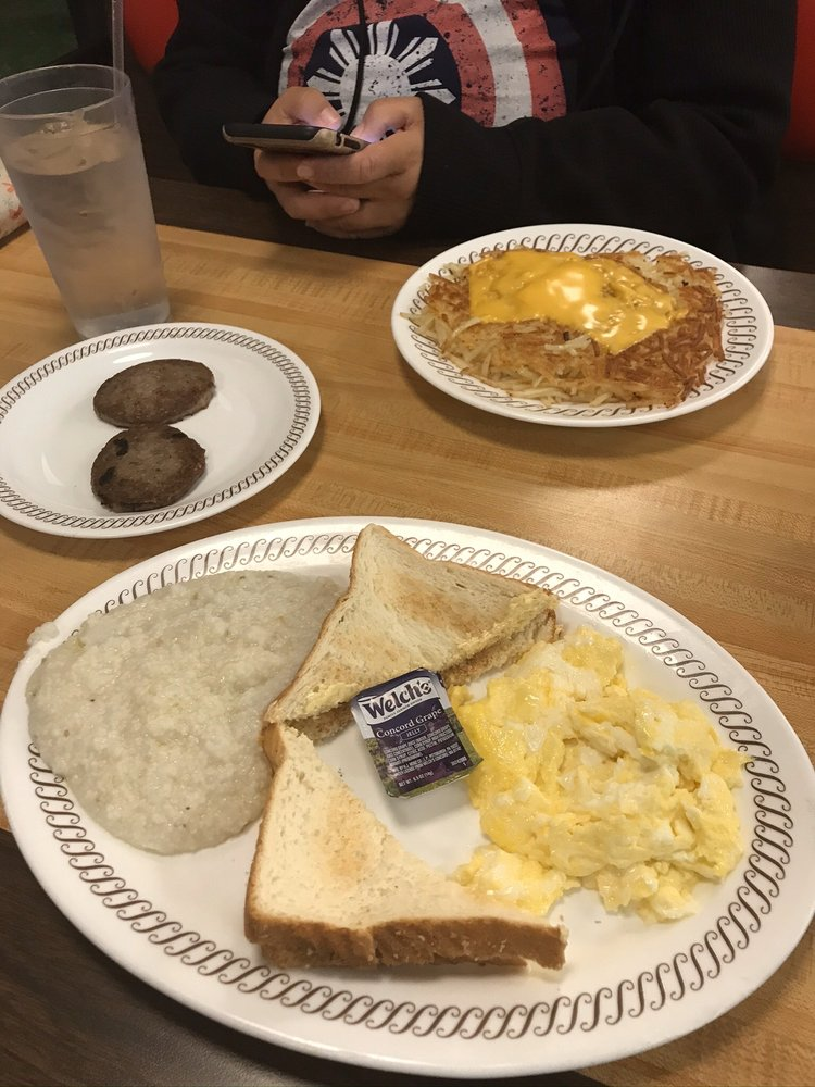Waffle House: 2998 Grand Point Hwy, Breaux Bridge, LA