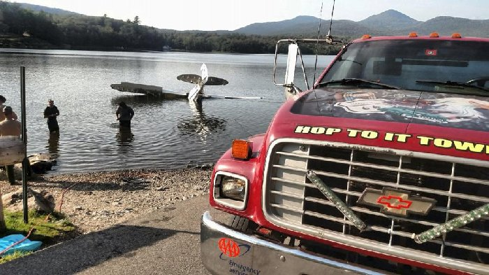 Towing business in Rutland, VT