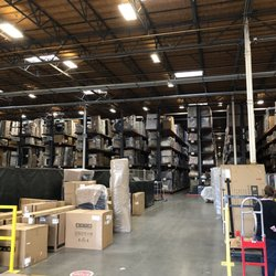 Photo Of Living Spaces Distribution Center   Rialto, CA, United States.  Inside The