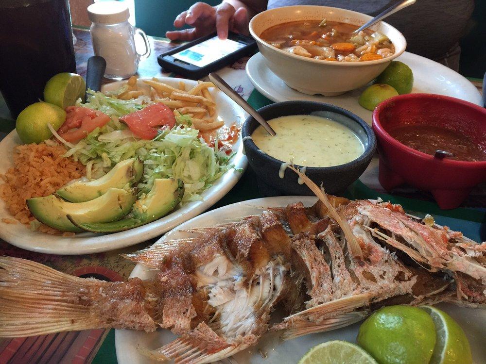 San Juan Bar & Grill: 922 S Commercial St, Aransas Pass, TX