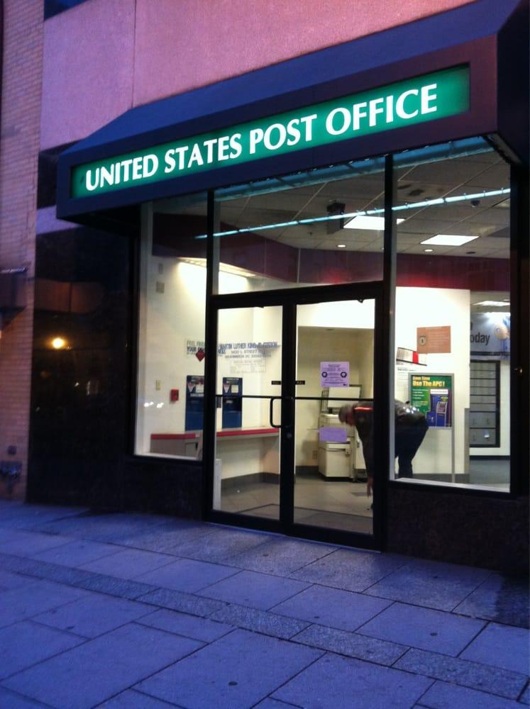 United States Postal Service: 1400 L St NW, Washington, DC, DC