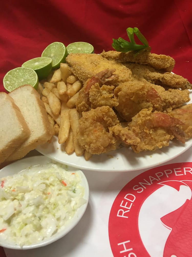 Red snapper fish chicken and grill order food online for Snappers fish chicken