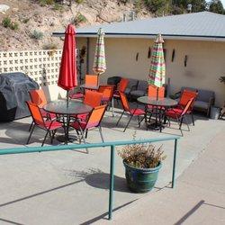 Photo Of Arrowhead Motel U0026 RV Park   Ruidoso, NM, United States. Patio
