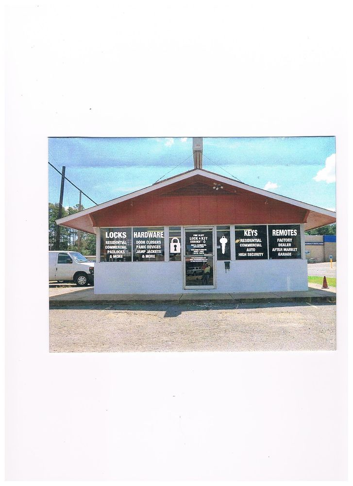 Pine Bluff Lock And Key Service: 2807 S Camden Rd, Pine Bluff, AR