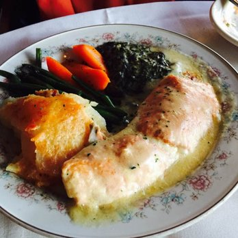 Cafe De Paris Restaurant Edmonds Wa