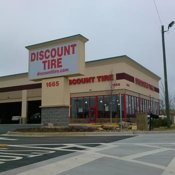 Discount Tire Closest To Me >> Discount Tire - 19 Photos & 17 Reviews - Tires - 1665 ...