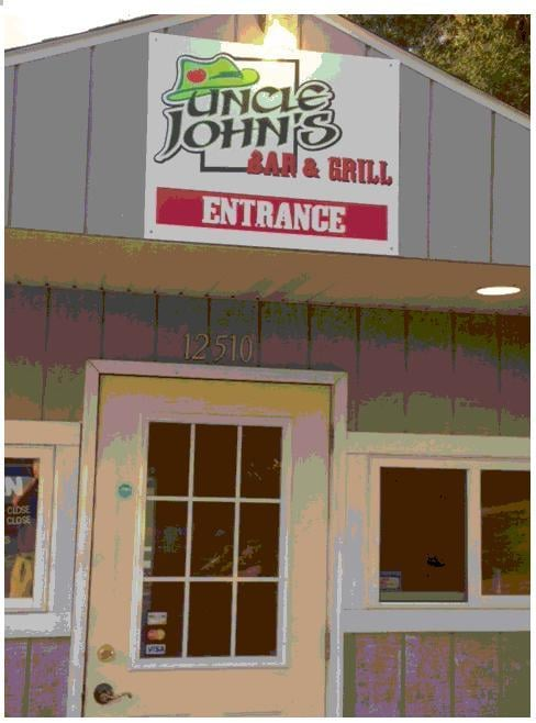 Uncle John' Bar & Grill: 12510 Oak Lodge Ln NE, Rochester, MN