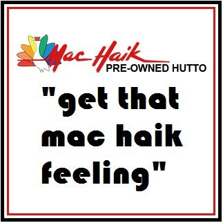 Mac Haik Preowned