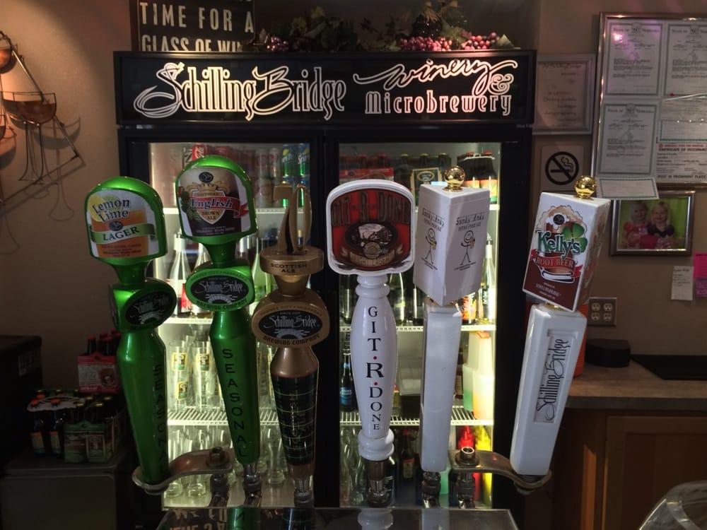 Schillingbridge Winery & Micro Brewery: 62193 710th Rd, Pawnee City, NE